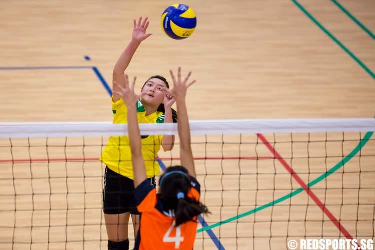 SUniG Volleyball NUS vs SMU