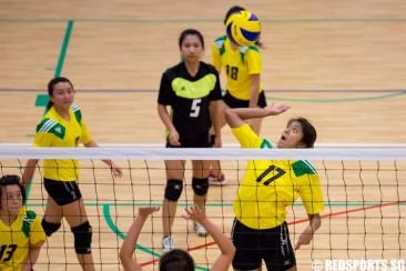 SUniG Volleyball (Women's): SMU defeat NUS 3–1