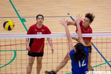 SUniG Volleyball (Women's): SIM defeat NTU 3–0 for third straight title