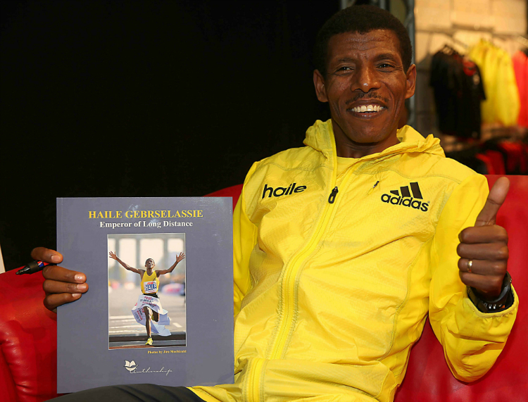 Haile Gebrselassie, widely considered as one of the world's greatest ever distance runners, has won two Olympic gold medals and four world titles in a long and illustrious career. He also won four straight Berlin Marathon titles from 2006 to 2009, becoming the first man to go sub-2:04 when setting the then-world record of 2:03:59 in 2008. He will race the 10km at the Standard Chartered Marathon Singapore in December for his first in Southeast Asia. (Photo courtesy of Standard Chartered Marathon Singapore)