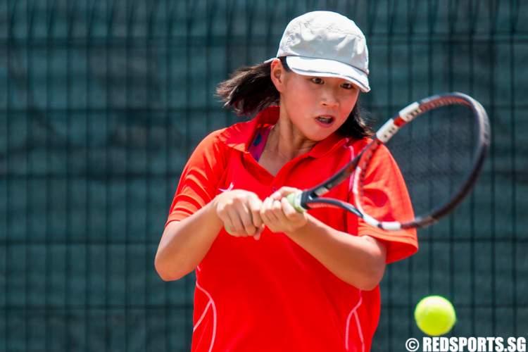 SEA Junior Championships Ashley Yim
