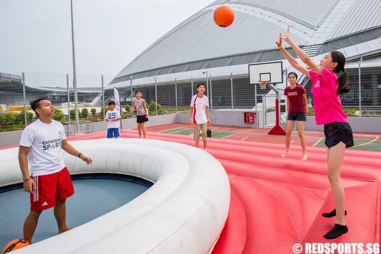Singapore Sports Hub Experience Sports