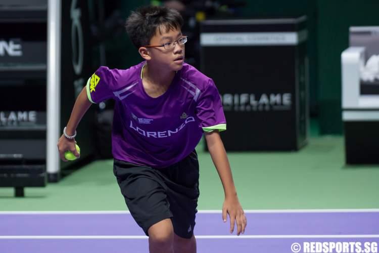 WTA Finals Ball Kids