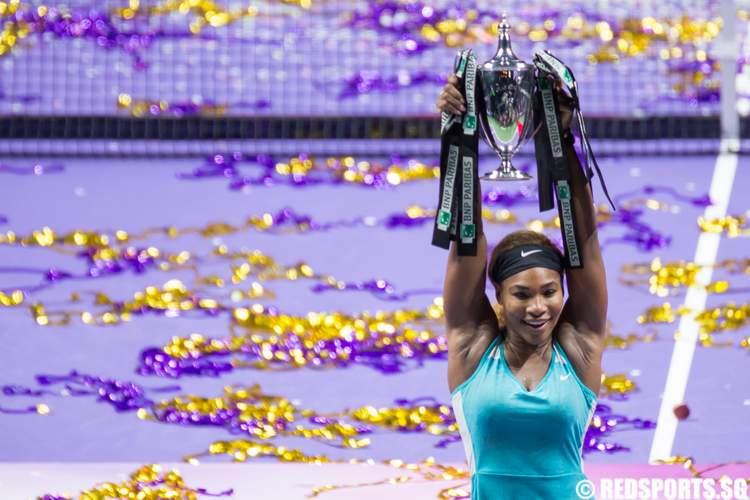 WTA Finals Serena Williams