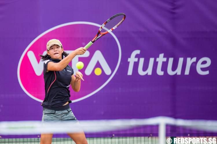 WTA Future Stars Singapore Ashley Yim
