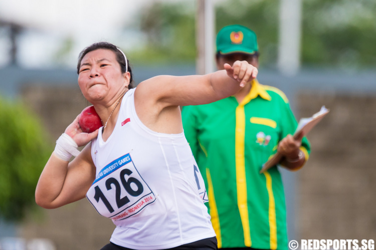 ASEAN University Games Athletics Singapore