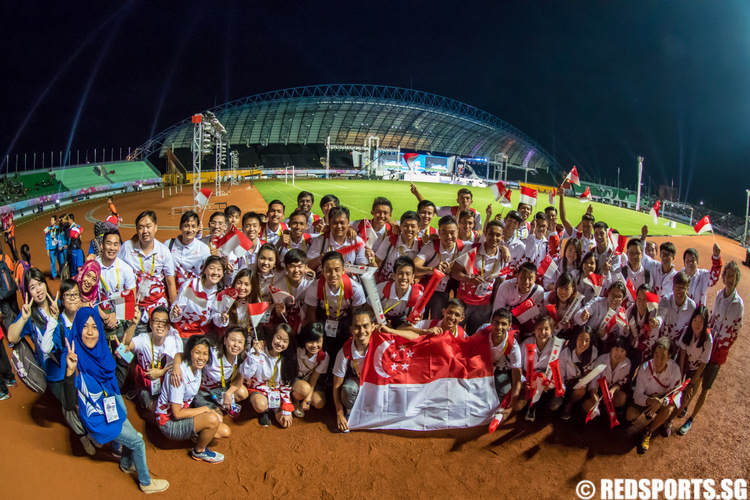 ASEAN University Games Singapore