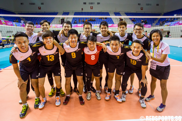 Singapore Finish Seventh At Th Asean University Games Page  Red Sports