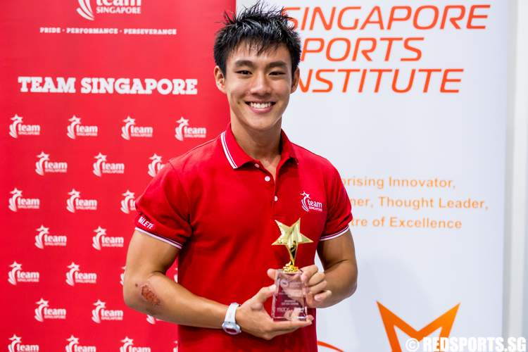 Singapore Sports Excellence Scholarship Award Presentation Ceremony
