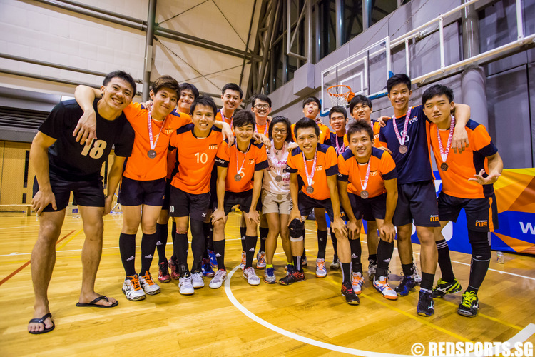 IVP Volleyball Championship National University of Singapore