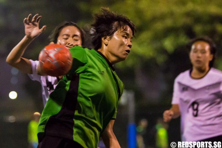 NUS IHG Handball Final Temasek Hall vs Raffles Hall
