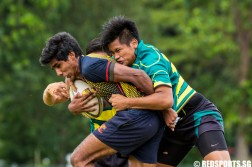 National B Division Rugby Championship ACS (Barker Road) vs Pioneer Secondary