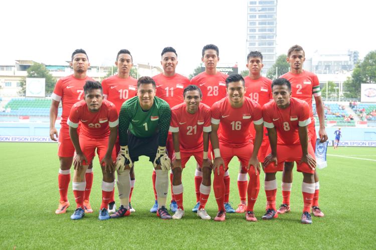 Singapore U23 vs Japan U22