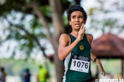 56th National Inter-School Cross Country Championships 2015