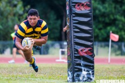National B Division Rugby Championship ACS(I) vs ACS (Barker Road)