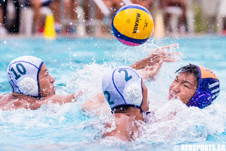 National B Division Water Polo Championship Final ACS (Barker Road) vs HCI