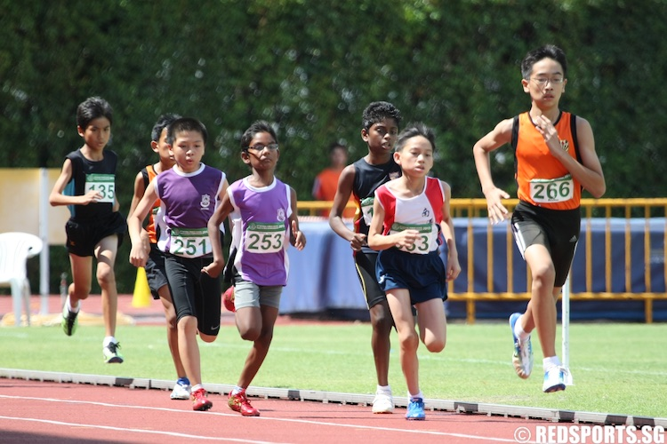 inter-primary school track and field championships