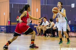 National B Division Basketball Championship Anglican High vs Anderson Secondary