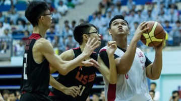West Zone B Division Basketball Championship Final Jurong Secondary vs Unity Secondary