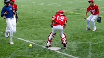 A Div Softball ACS(I) VS NJC