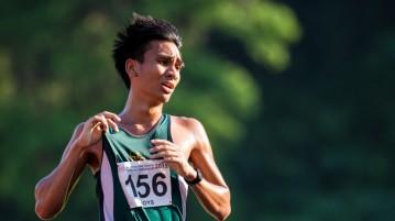 A Division Boys' 5000m