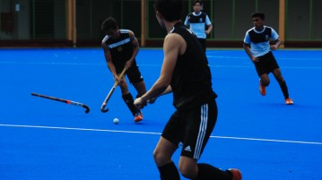 National A Division Hockey SAJC vs RI