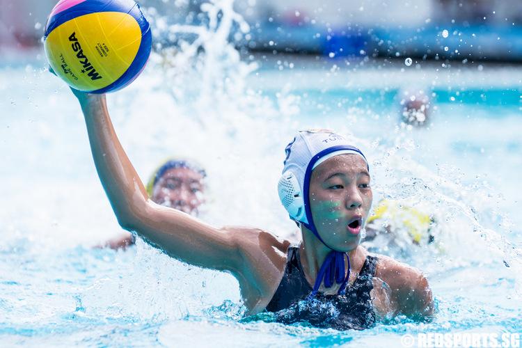 National A Division Water Polo Championship Girls RI vs TJC