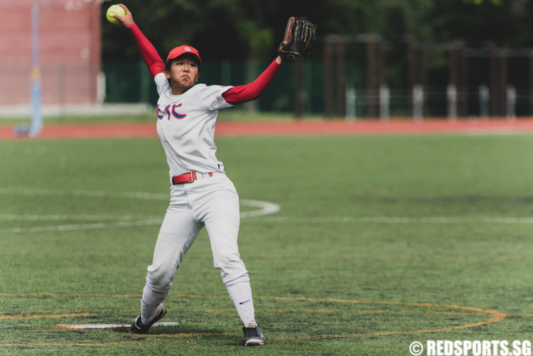 National A Division Softball ACJC vs RVHS