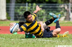 National A Division Rugby Championship ACS(I) vs RI