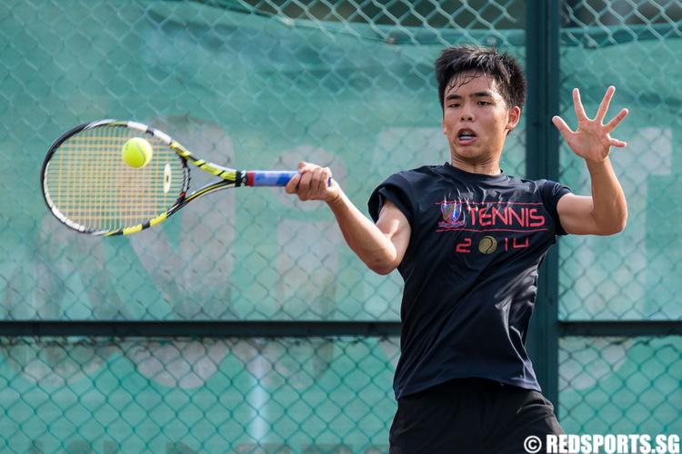 National A Division Tennis Championship ACS(I) vs ACJC