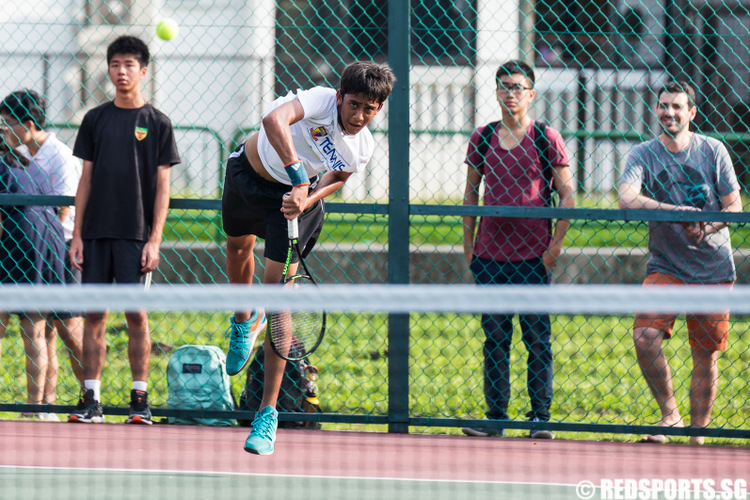 National A Division Tennis Championship ACS(I) vs ACJC