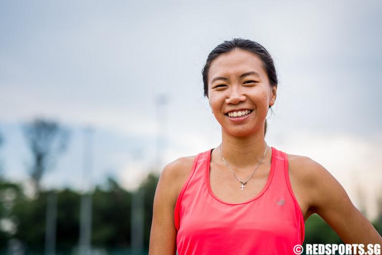 Singapore Athletics Goh Chui Ling