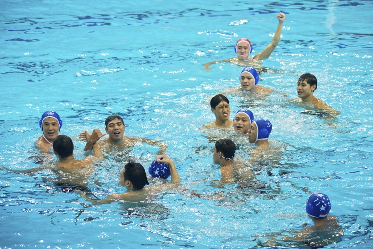 Singapore's men's waterpolo team are once again crowned champions of the pool, after defeating Indonesia 15-10.