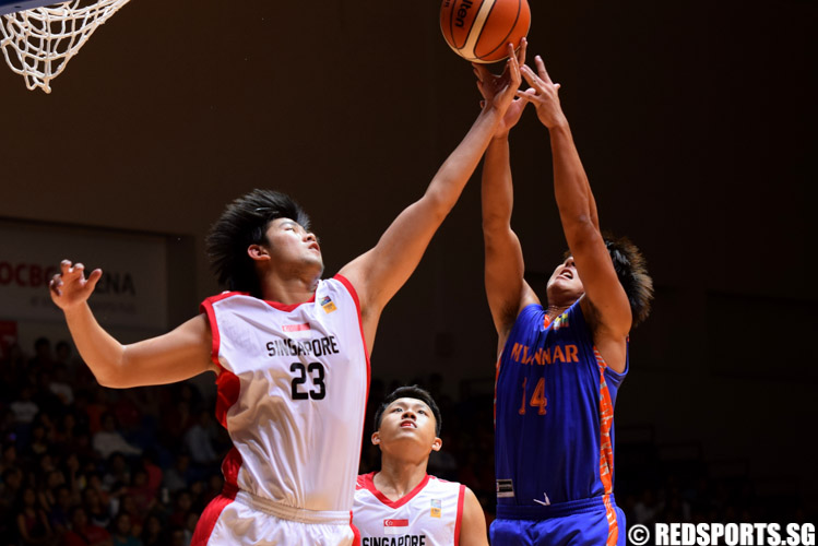 SEA Games Basketball (Men): Bench step up in Singapore's ...