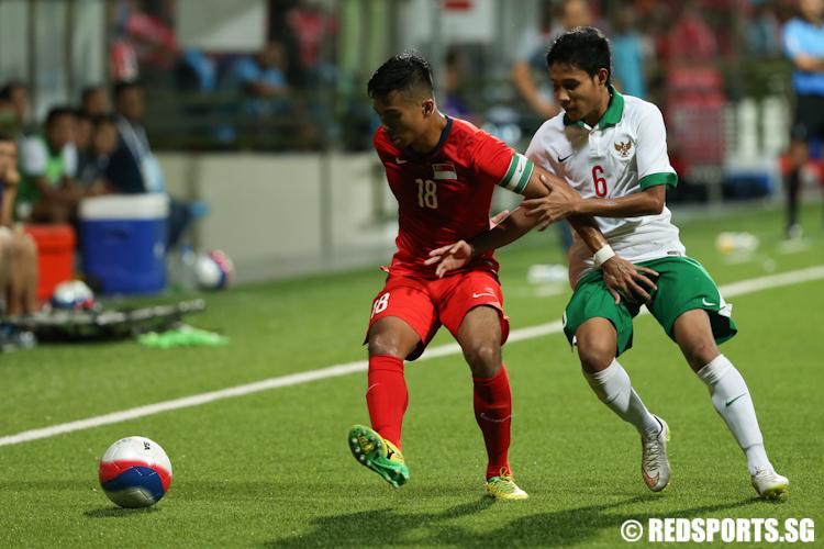Football: Vietnam vs Thailand   28th SEA Games Singapore ...