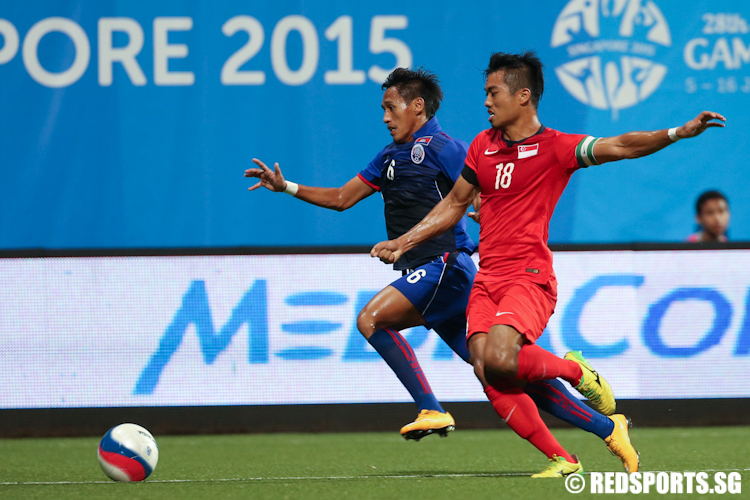 SEA Games Football: Myanmar demolishes Philippines, 5-1