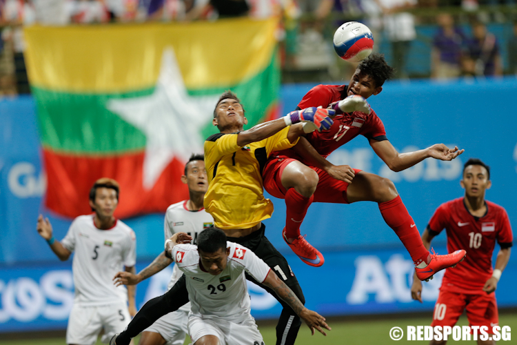 SEA games 2015: Thailand v Myanmar football final - a ...