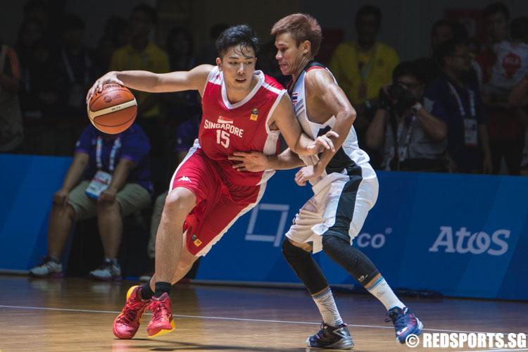 SEA Games Basketball (Men): Singapore see off Thailand 65 ...