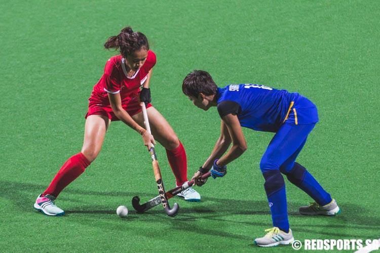 SEAGames-SIN-THAI-Womens-Hockey-9Jun-1