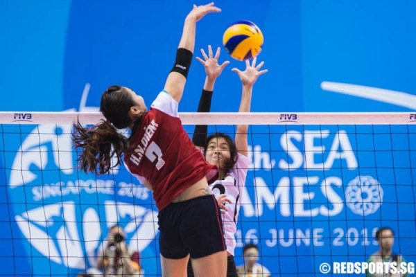 SEA Games Volleyball (Women): Singapore settle for bronze ...