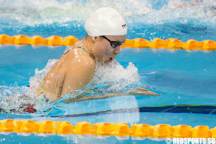 SEA Games Swimming: Roanne breaks Games record twice; swimmers.