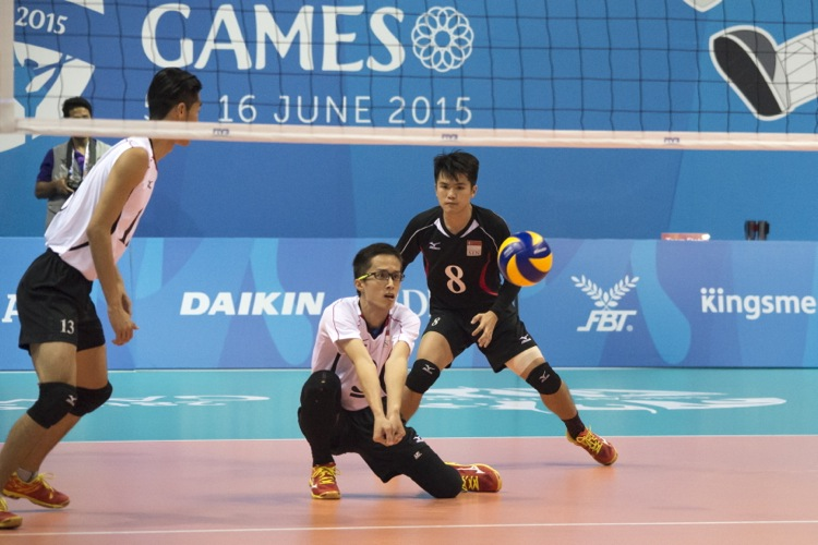 Volleyball Libero Men images