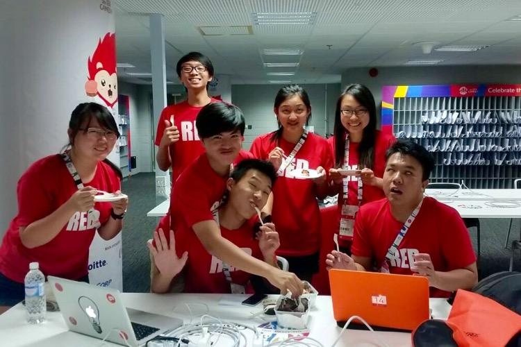 red crew