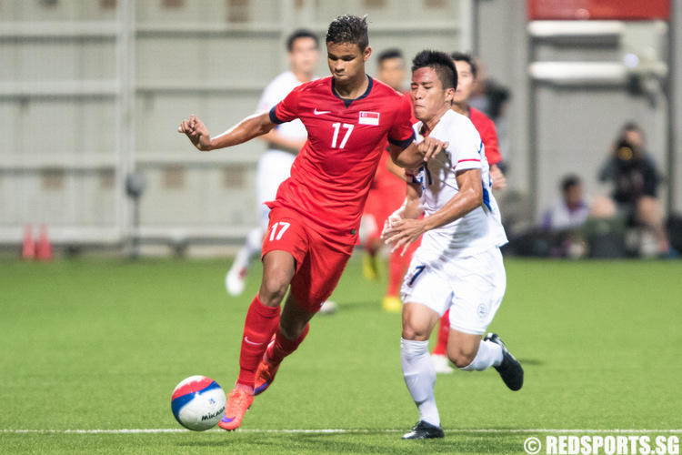 Sea Games Football Irfan Missed Goals And Poor Sportsmanship By