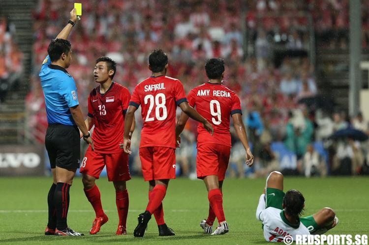 SEA Games Football singapore vs indonesia