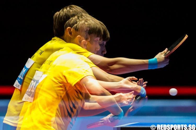 SEA Games Table Tennis