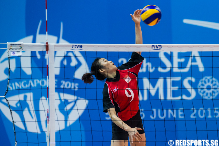 SEA Games Volleyball (Women): Singapore suffers 0–3 defeat ...