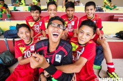 Singapore Youth Olympic Festival Football