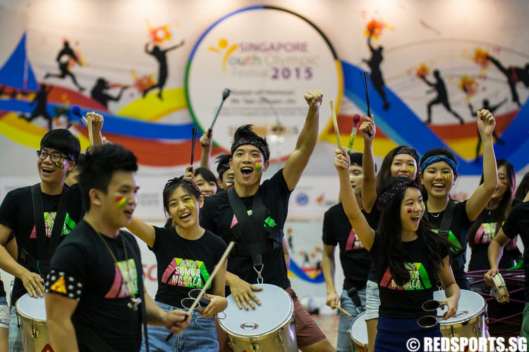 Singapore Youth Olympic Festival 2015