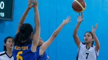 National C Division Girls Basketball Championship SCGS vs North Vista